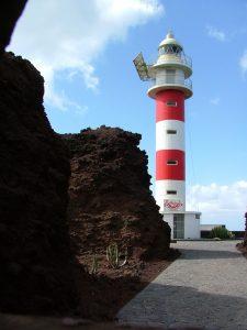 Leuchtturm Teneriffa