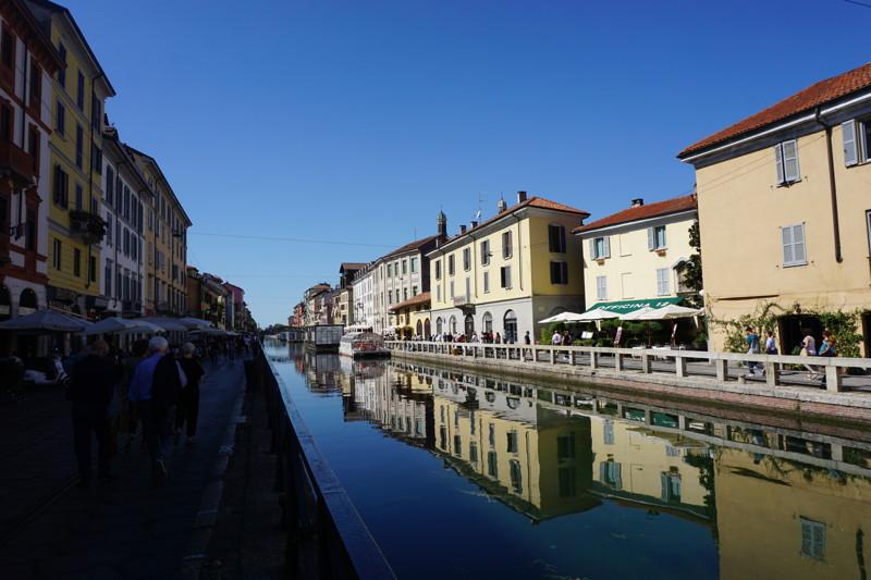 Mailands Wasserstraßen