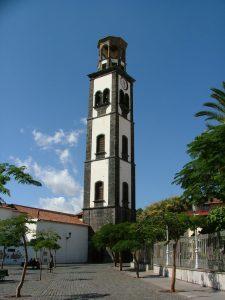 Kirche Nuestra Senora de la Concepcion Teneriffa