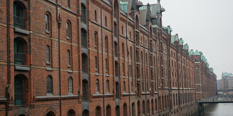 Hamburg Spaziergang