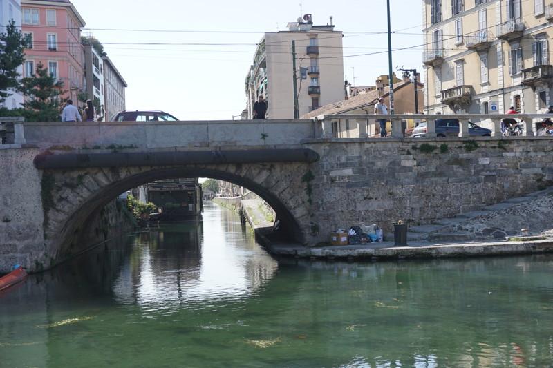 Naviglio Mailand