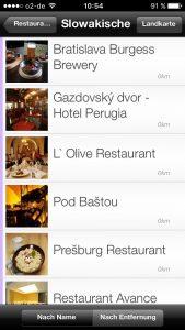 Bsp Restaurants