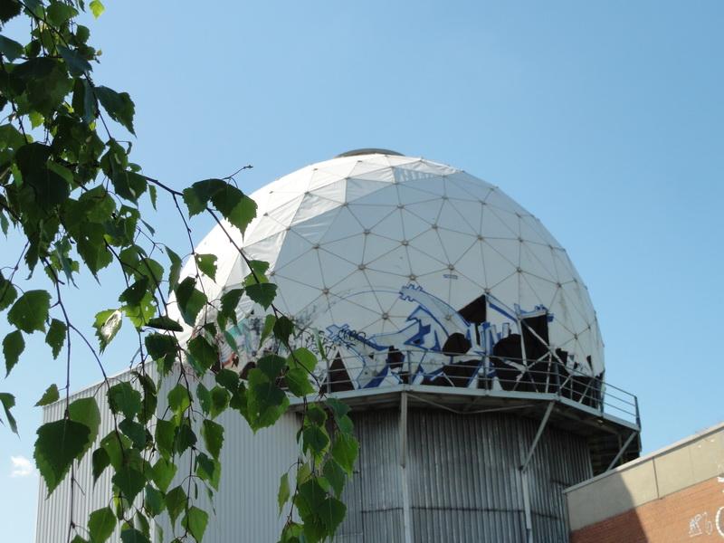 Radar- und Abhörstation Teufelsberg