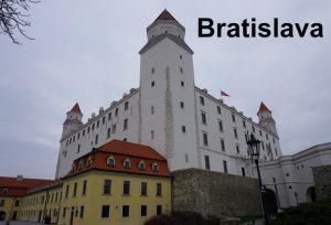 Wo liegt Bratislava