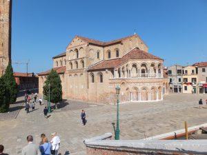 Murano Kirchplatz