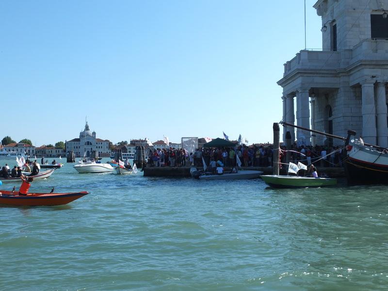 Demo in Venedig