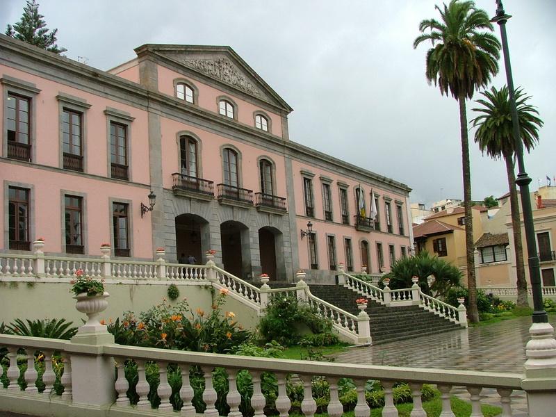 La Orotava - Rathaus