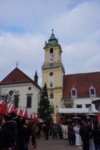 Rathaus Bratislava