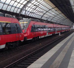 Erlebnis Bahnfahrt