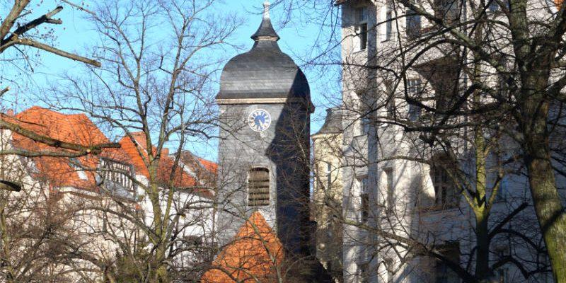 Rixdorf Kirche
