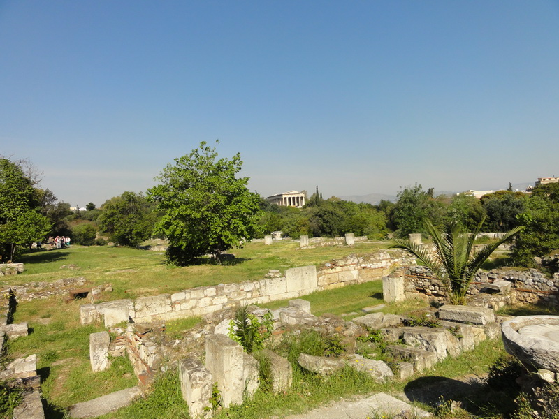 Athener Agorá