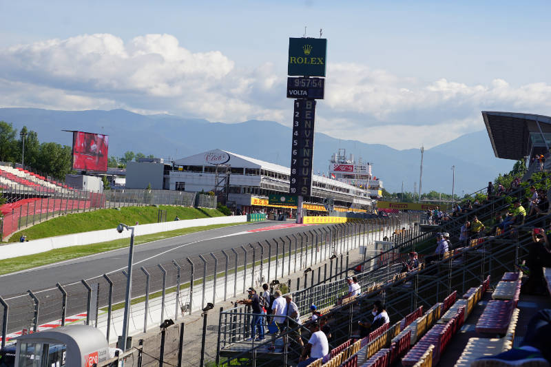 Formel 1 Autorennen