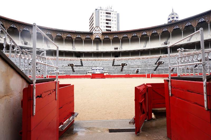 Stierkampf Arena La Monumental