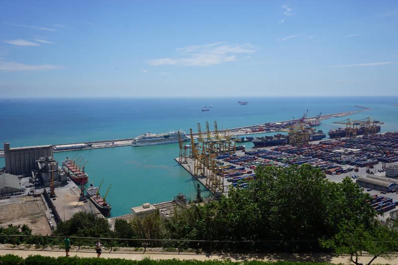 Ausblick Hafen1
