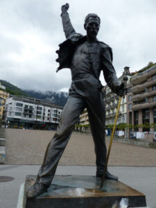 Freddy in Montreux