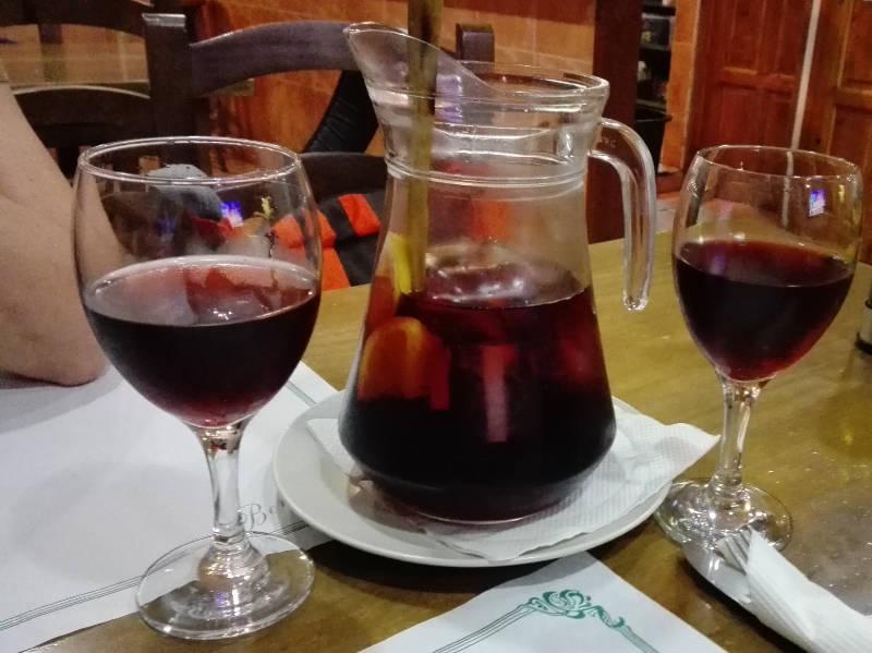 Essen in Barcelona