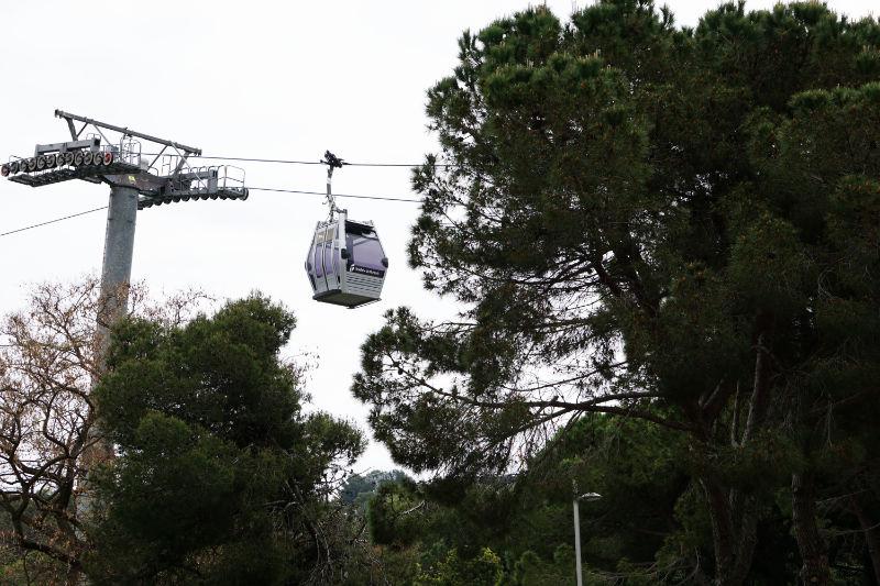 Barcelonas Verkehrsmittel