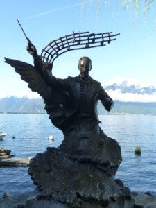 Strawinski in Montreux