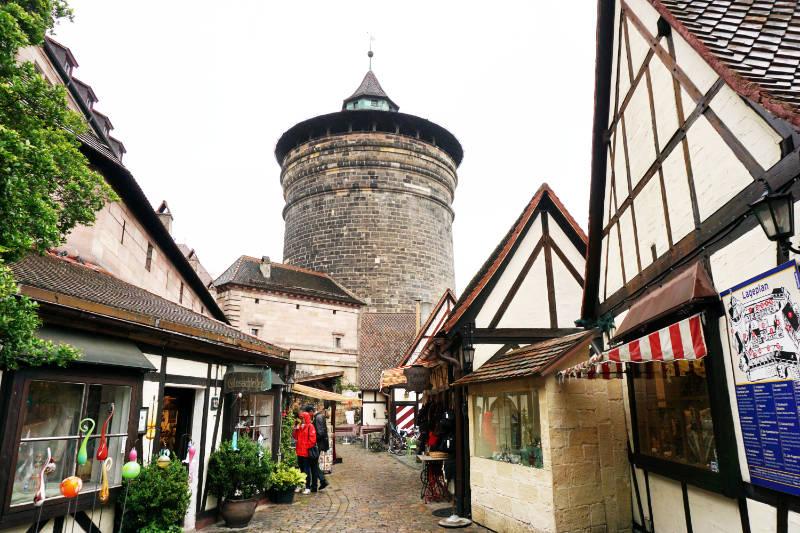 Altstadt von Nürnberg