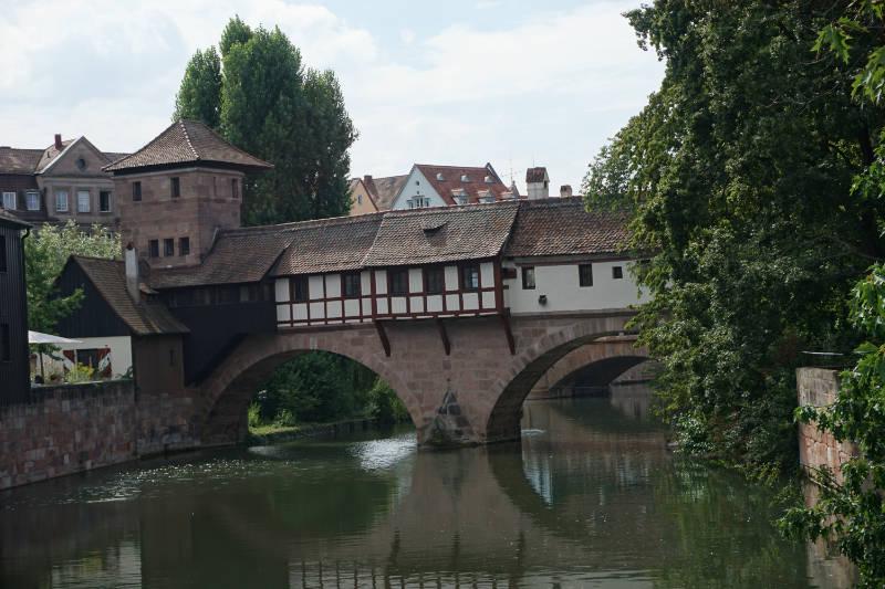 Brücken in Nürnberg