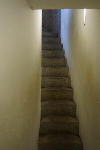 Treppe im Völkerschlachtdenkmal