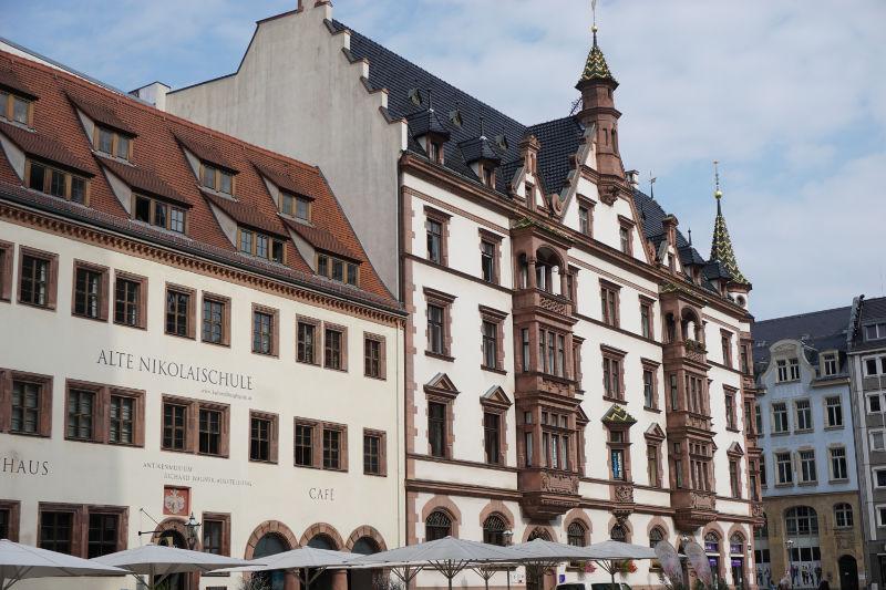 Altstadt von Leipzig