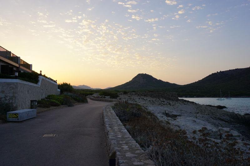 Uferweg Cala Ratjada