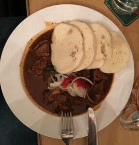 preiswert essen in Prag