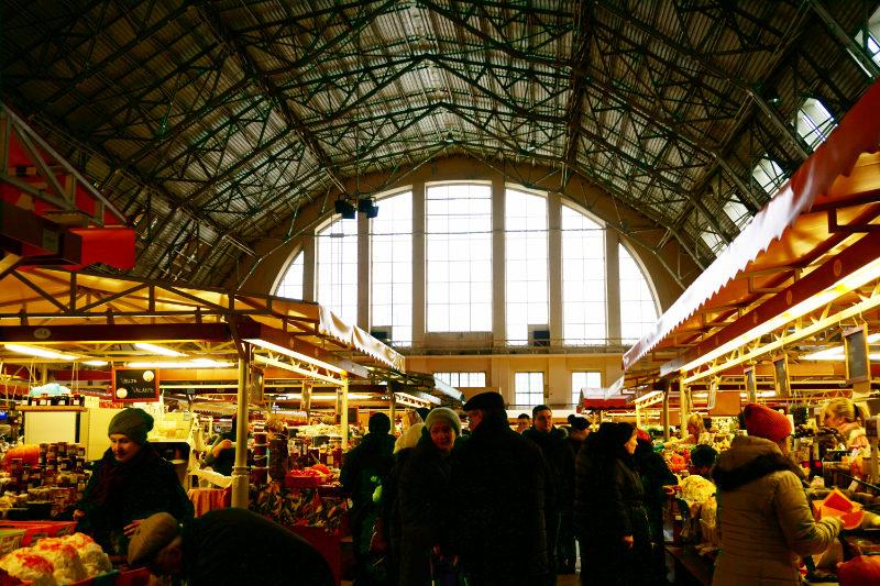 Riga Central Markt