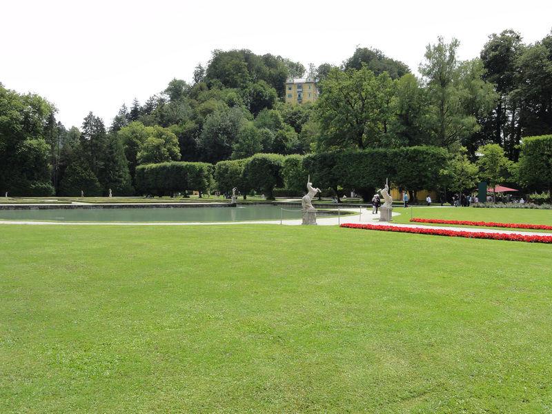 Schloss Hellbrunn Garten