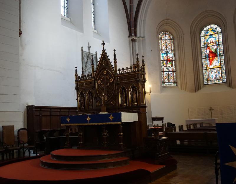 Dom von Riga - Altar