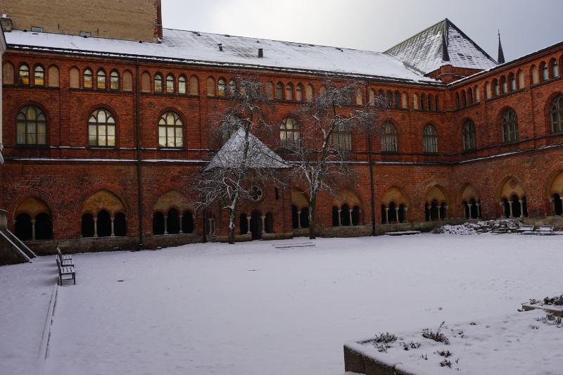 Dom von Riga - Inenhof
