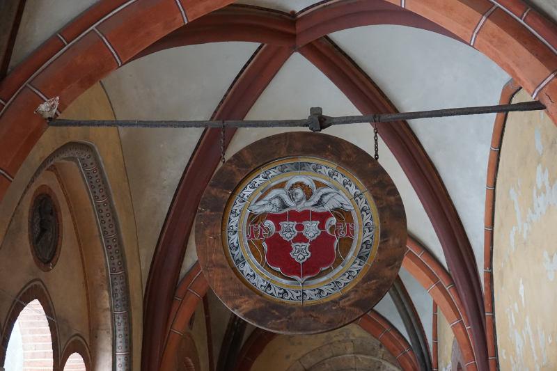 Dom von Riga - im Kreugang