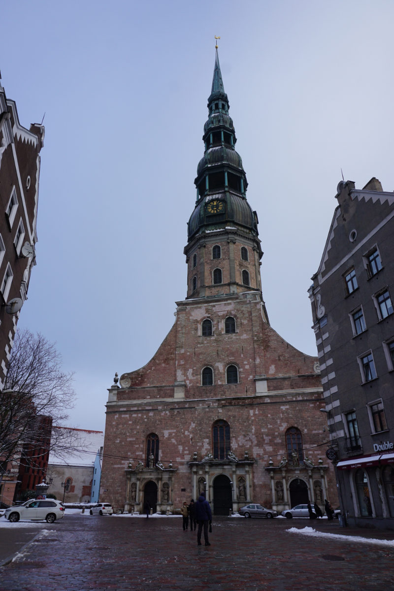 Riga Kirchen