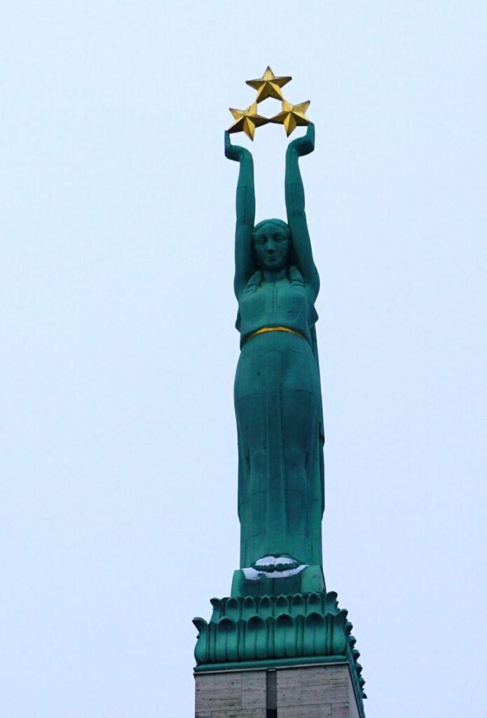 Freiheitsdenkmal von Riga