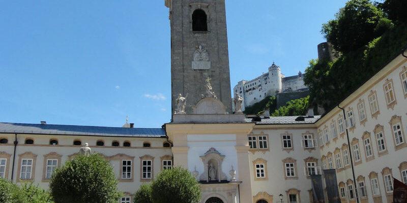 Stift St.Peter in Salzburg