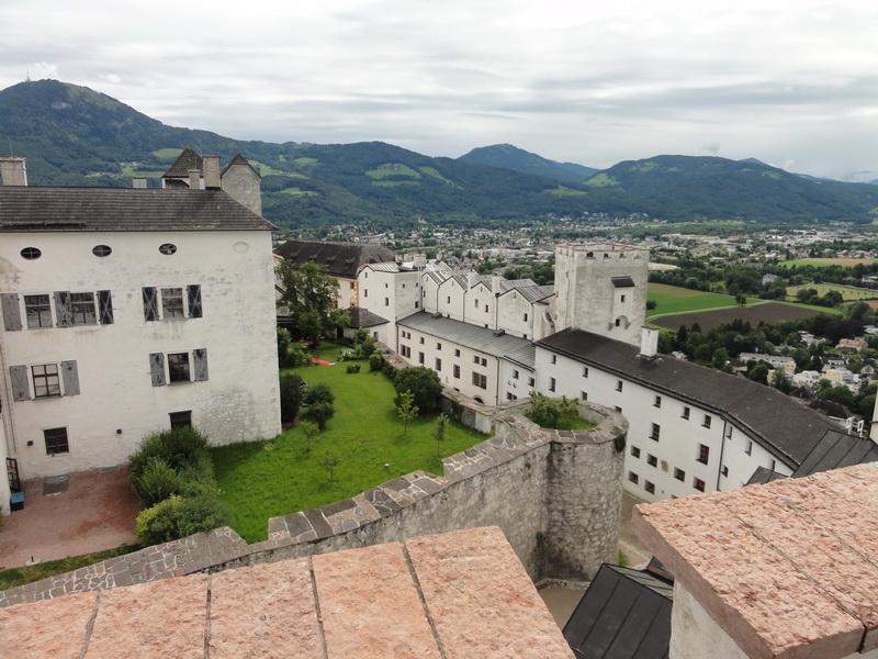 Festung Hohensalzburg - Innenbereich