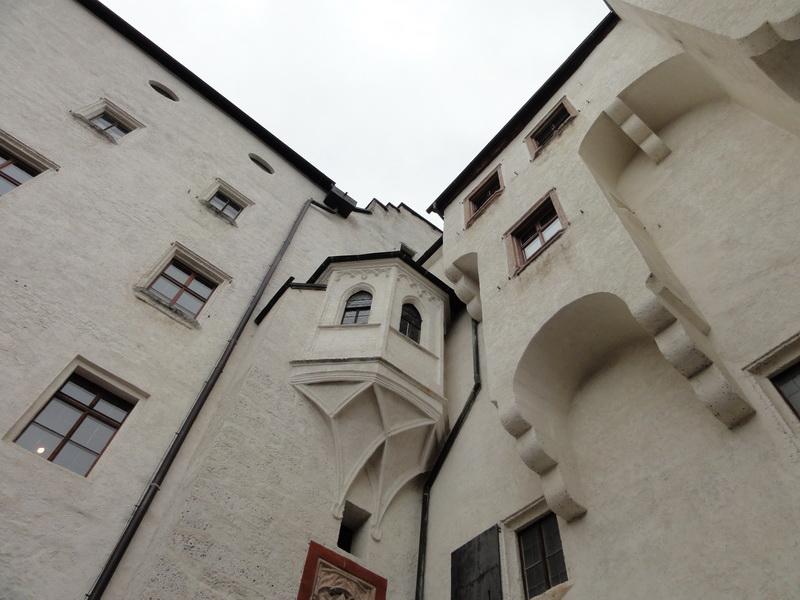 Festung Hohensalzburg - versteckte Ecken