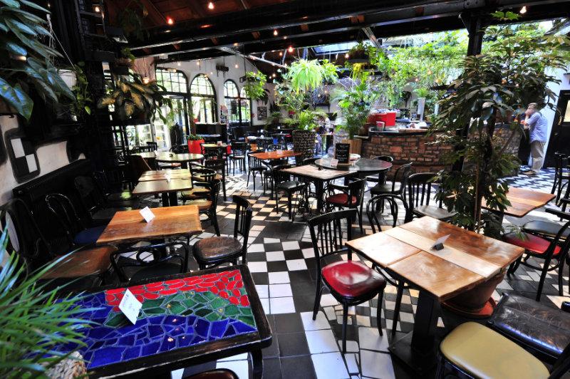 KUNST HAUS WIEN Café-Restaurant © KUNST HAUS WIEN / W. Simlinger
