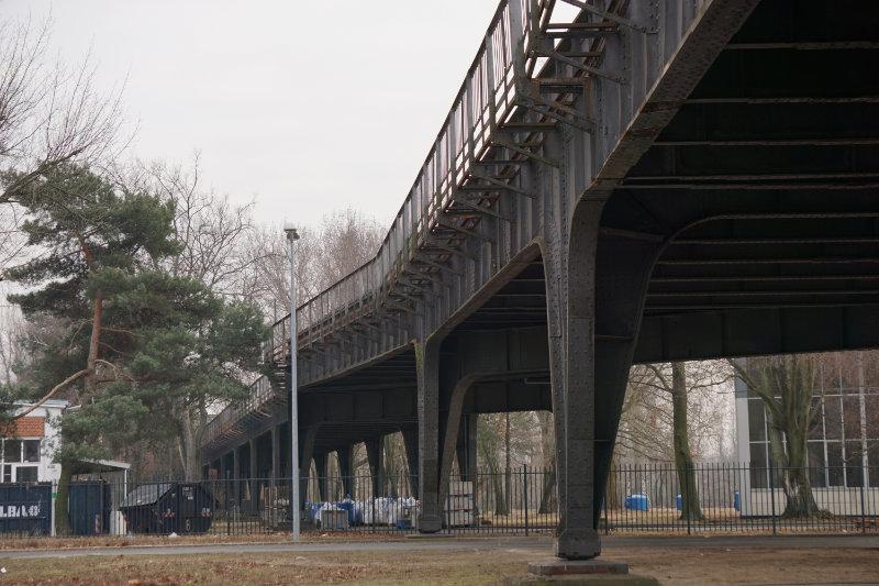 S-Bahn Siemensdamm