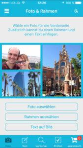 App Urlaubsgruss