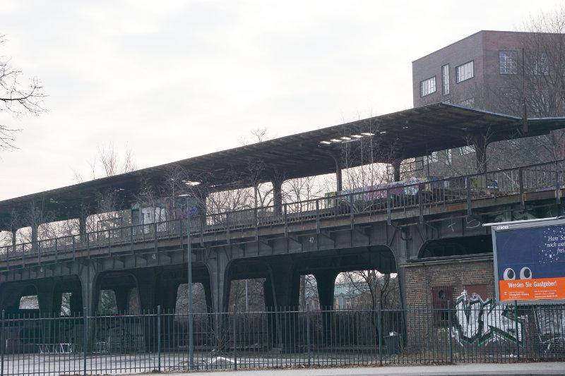 S-Bahn Siemensstadt