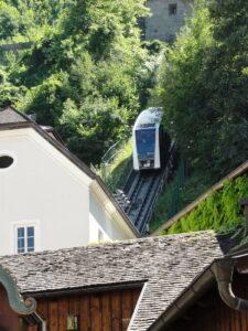Festung Hohensalzburg - Festungsbahn