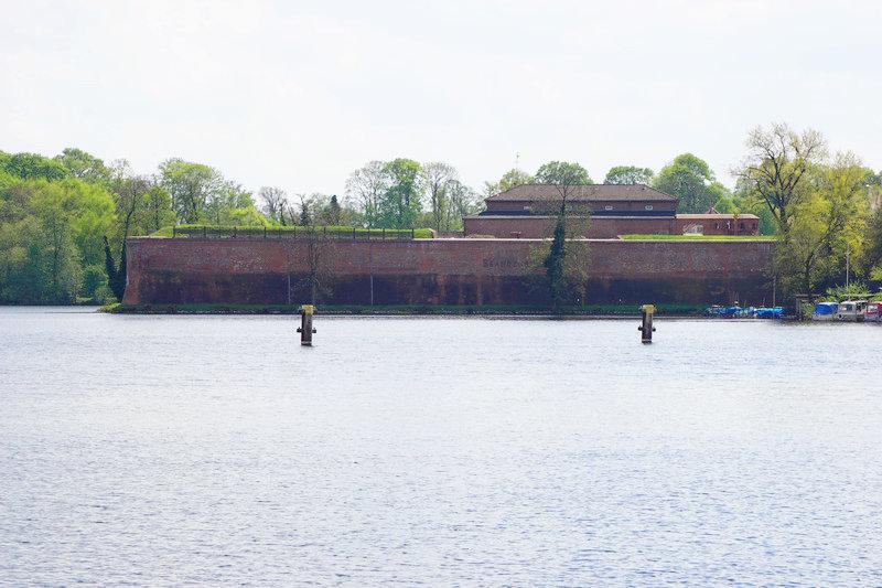 Zitadelle Spandau Havelblick