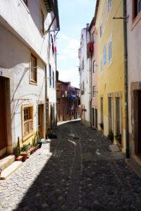 Lissabon - kleine Gassen