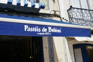 Belém, Essen in Lissabon