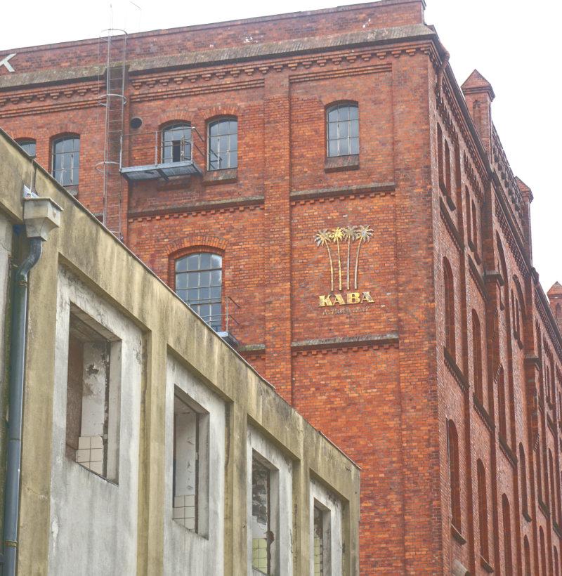 Kaffee Hag Gebäude in Bremen