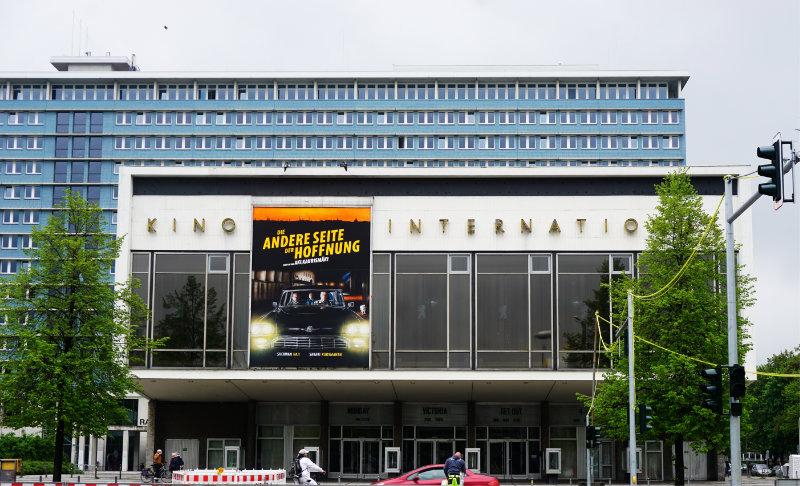 Kino International sowjetische Berlin