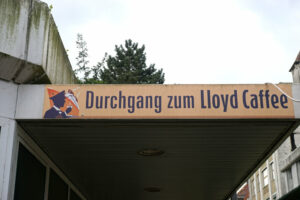 Lloyd Kaffee in Bremen