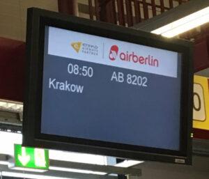 Informationen zu Krakau